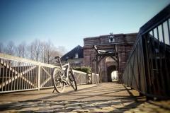 Im Auenland bei Wesel - fahrradherz.de