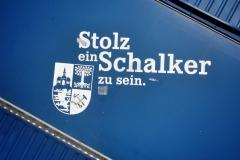 Fahrradtour  - Mythos Schalke04